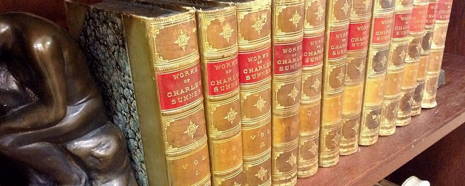 Books written by Charles Sumner